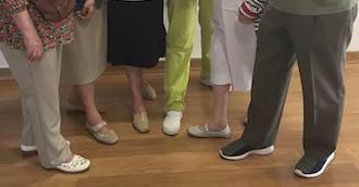 El calzado en las personas mayores