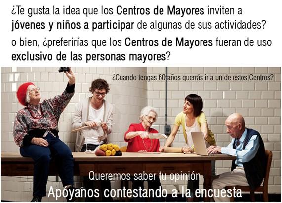 Centros intergeneracionales